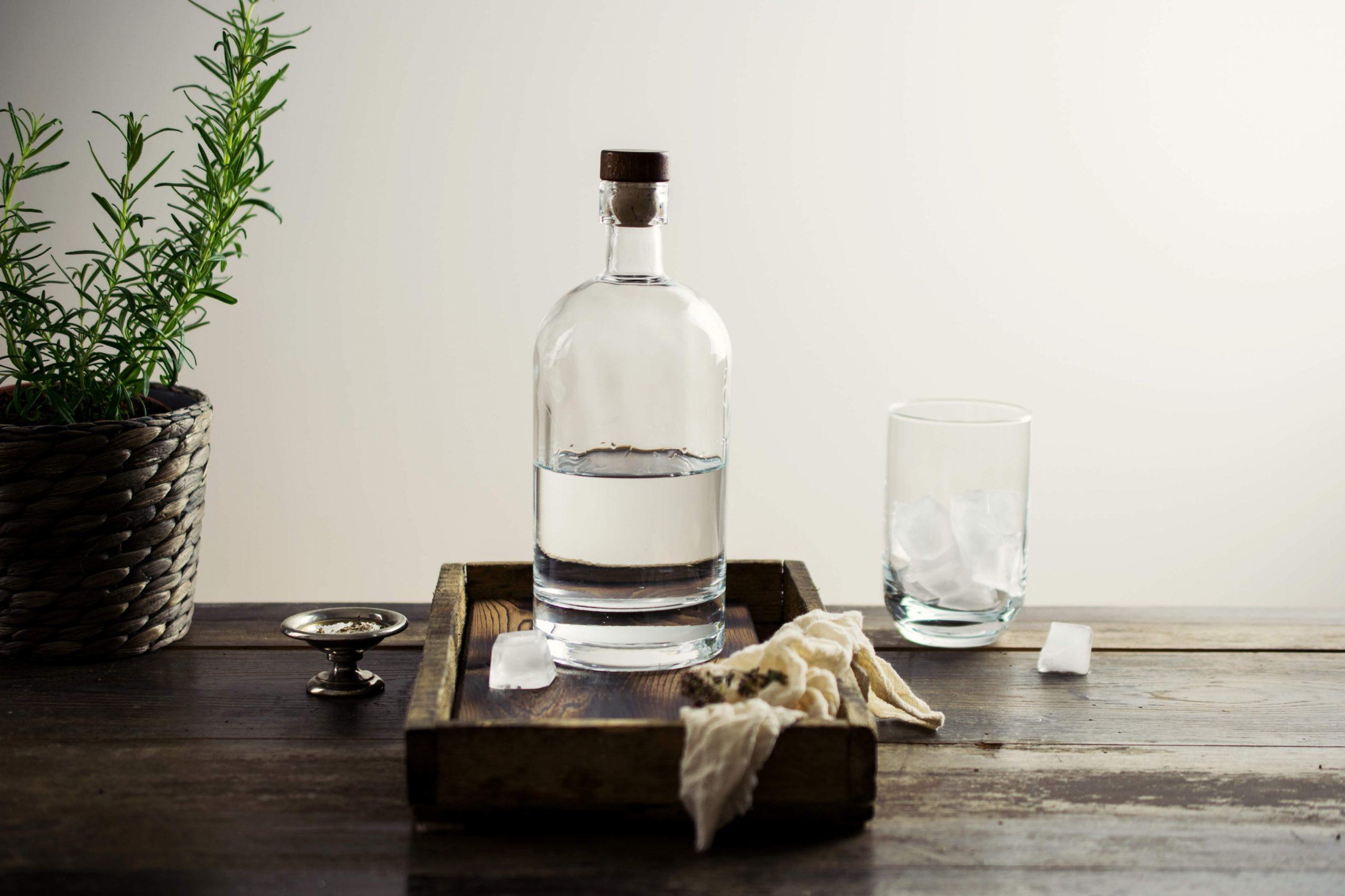 Create a custom bottle