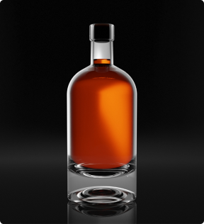 Premium bottle